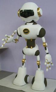 BPM Robot mockup