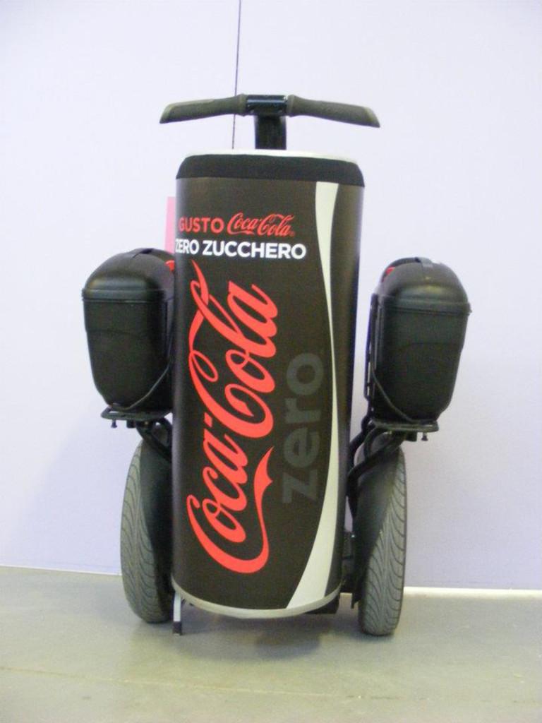 Coca cola mockup