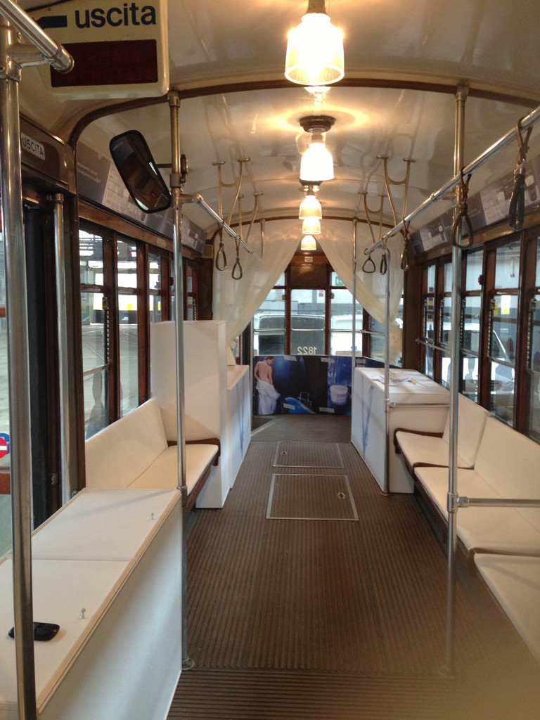 Tram OREAL